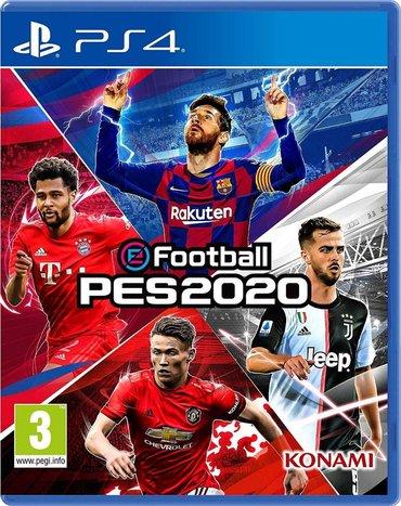 ps4 oyunlari - Azərbaycan: PES 2020 PS4. Sony PlayStation 4 oyunlarının və aksesuarlarinin