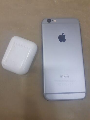 apple isə 6 b - Azərbaycan: İşlənmiş iPhone 6 16 GB Boz (Space Gray)