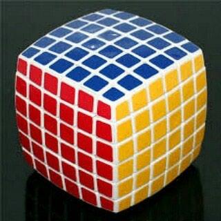 rubik - Azərbaycan: 6x6 Kubik Rubik Yenidi İşlənməyib 19Azn Kutusu Yoxdu