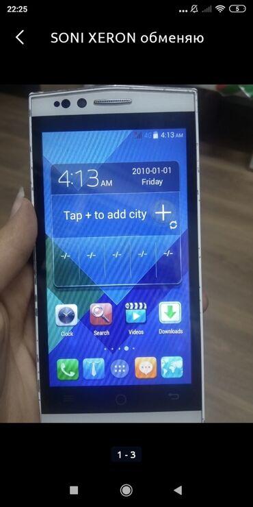 Sony - Кыргызстан: Сони телефон обменяю или продам