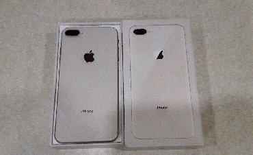 iphone qablari - Azərbaycan: İşlənmiş iPhone 8 Plus 64 GB Cəhrayı qızıl (Rose Gold)