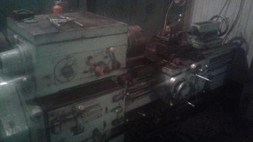 Продаю токарный станок 1А62Г. состояние хорошее. двигатель 8кв в Беловодское
