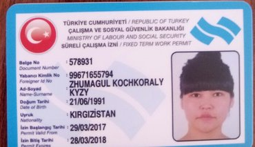 turkey vısa ofis  bişkek 996772800610 в Бишкек