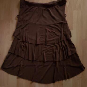 Suknja ili top majica vel L