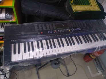 Piano Flaskatli USB çıxışlı Lazer dilləri255 ses 255 ritm PİANO