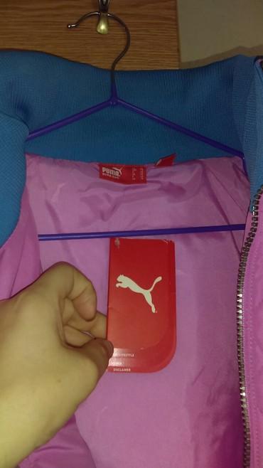 весенние куртки для девушек в Кыргызстан: Продаю фирменную куртку Puma для стильных девушек