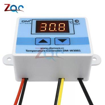 Терморегулятор 220 вольт, длина зонда 1 в Талас