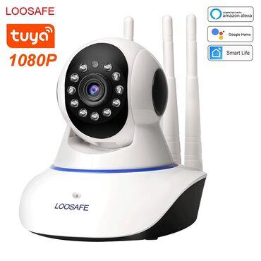 FullHD 1080P çəkilişli, 2 tərəfli audio danışma funksiyası, wifi