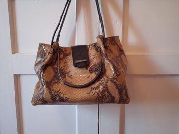 Продаю сумку 2'500 сом. Фирма Кария. Турция, Нат кожа. Покупала