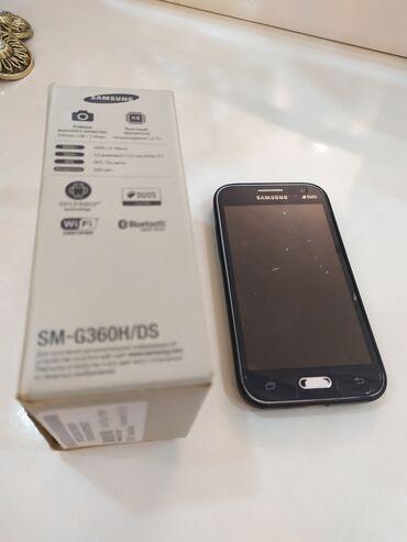 Telefonlar samsung - Azərbaycan: Samsung Telefon satılır işlek veziyyetdedi karobkasida var