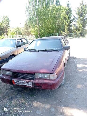Mazda 626 2 л. 1984 | 190000 км