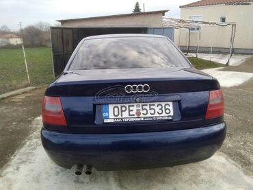 Audi A4 1.8 l. 2000 | 360000 km