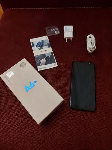 audi a6 3 multitronic - Azərbaycan: İşlənmiş Samsung Galaxy A6 Plus 32 GB qara