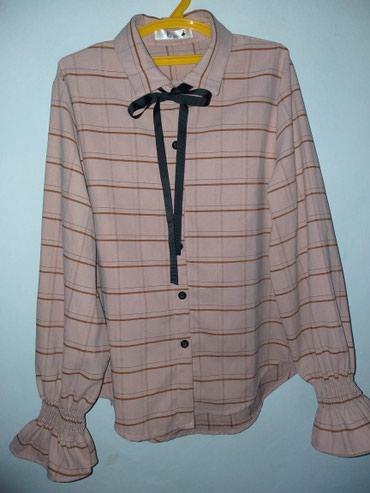 Новая блуза в корейском стиле, очень в Бишкек