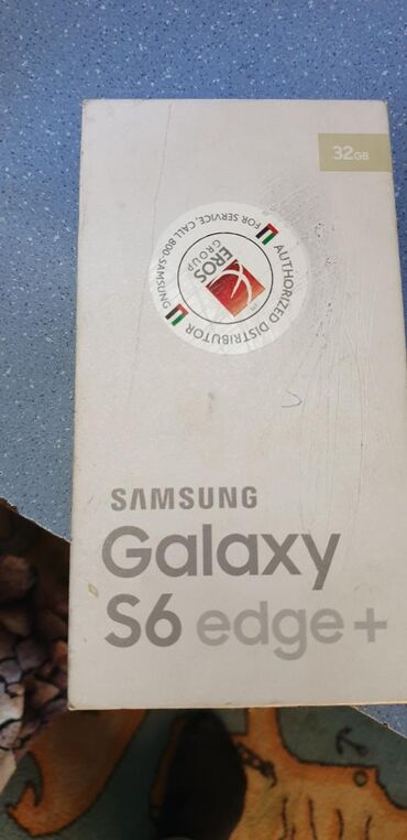 Б/у Samsung Galaxy S6 Edge Plus 32 ГБ Золотой