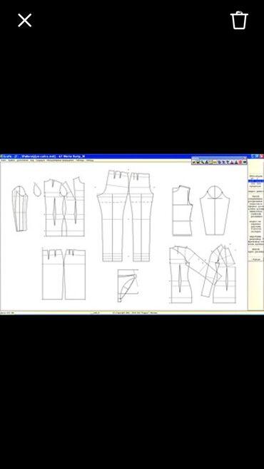 мужская одежда ritter в Кыргызстан: Изготовление лекал всех видов женской одежды