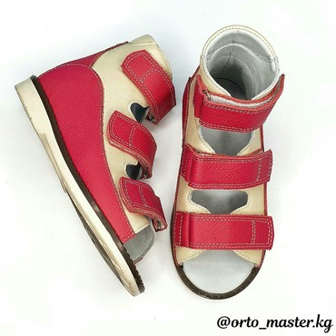 Детская ортопедическая обувь. в Бишкек