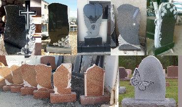 Ритуальные услуги - Кыргызстан: Памятники,таблички,портреты.Установка