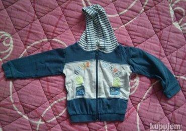 Jedna-majca - Srbija: Bluzice sa kapuljacom jedna vel 80, druga vel 68