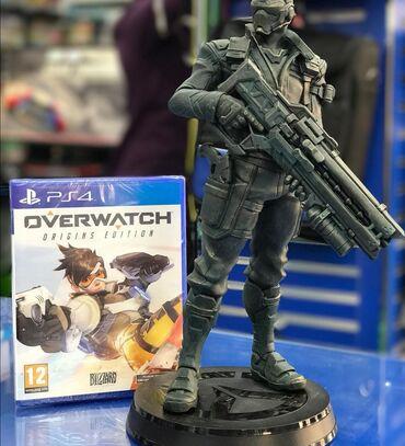 Overwatch. 📀Ps plus kartları📀Ps4 ve Ps5 Oyunlar ve Konsularin