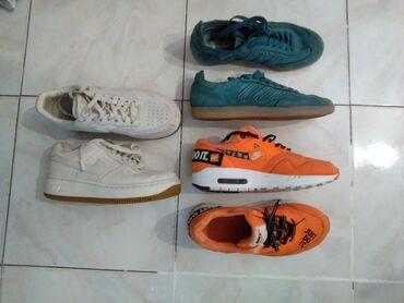 nike-xizək-gödəkçələri - Azərbaycan: Кроссовки Nike, Adidas по 5 манат Чистые, без запаха, в отличном