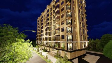 Продается квартира: Элитка, Кара Жыгач, 1 комната, 55 кв. м