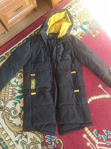 Куртки - Сокулук: Срочно продаю мужскую куртку в отличном состоянии одевал пару раз