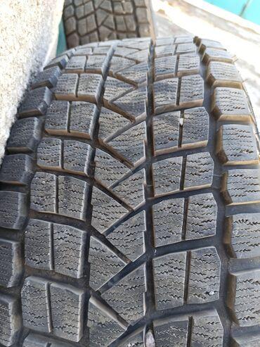 диски на бмв х5 в Кыргызстан: Продаю Комплект Зимних колес на БМВ х5. (В отличном состоянии) Шины