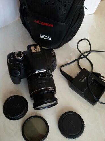 Продается Canon EOS 600D.В комплекте: аккумулятор, зарядное