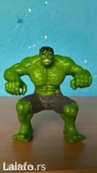 Hulk original! Visina 11cm. Cena je fiksna! - Beograd
