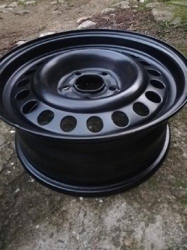 Vulkanizer - Srbija: Prodajem jednu čeličnu auto felnu R145 Opel Zafira u odličnom stanju o