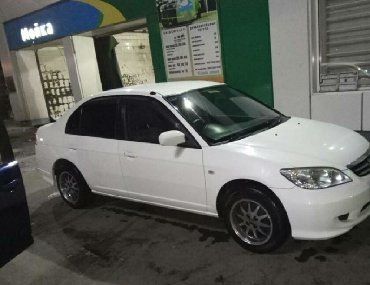 honda civic 2016 в Кыргызстан: Honda Civic 2004