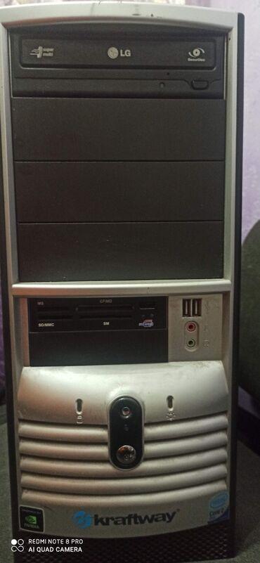 Системный блок. Материнка Asus P5Q SE2Процессор X5450. 3.0 MHz