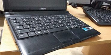 Продаю Нетбук Samsung NP-N100S. Процессор intel в Бишкек