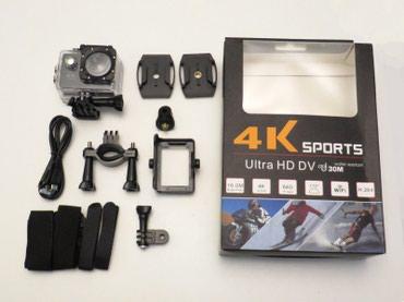 4K ULTRA HD Akciona Vodootporna Kamera Wi Fi - Nis