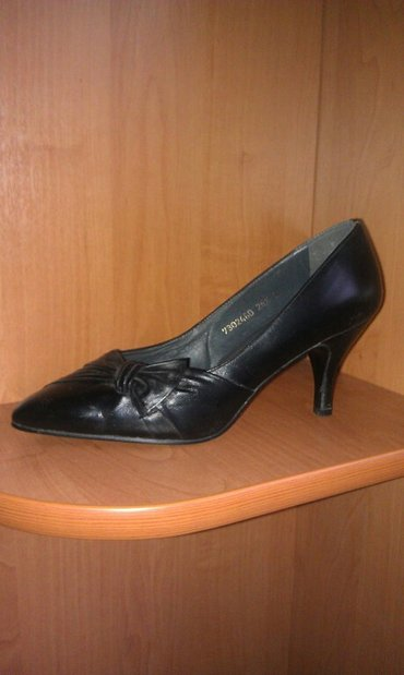 кожаные туфли 38-39 размера.новые в Бишкек
