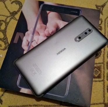 Masallı şəhərində Nokia 8 2017 barter olunur