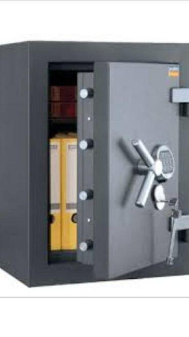 Открыть сейф и восстановить ключи