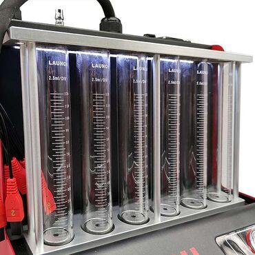 Аппарат для чистки форсунок фирма launch 630а