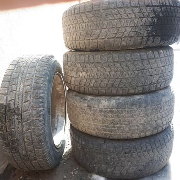 диски камаз бу в Кыргызстан: Продаю или меняю зимние колеса 4 штук состояние среднее или меняю на