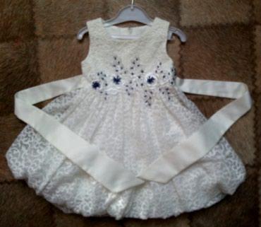 Нарядные платья для девочки 3 - 5 лет. в Бишкек