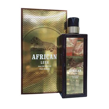 afrika kolqotları - Azərbaycan: African Luxe eau de parfum Pure Nomade unisex ətri 100ml - 59 AZN.Bu