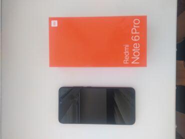 31 объявлений | ЭЛЕКТРОНИКА: Xiaomi Redmi Note 6 Pro | 64 ГБ | Черный | Сенсорный, Отпечаток пальца, Две SIM карты