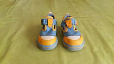 Pollino sandale br 21.imaju anatomski ulozak(ocuvane)za samo 300din i - Petrovac na Mlavi