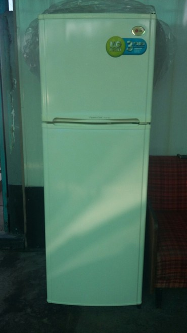 Продаю холодильник морозильник LG б.у. в Кок-Ой