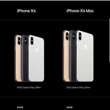 Iphone XS en ucuz bizde hazir qeydiyatli mehtud saydadir! в Bakı