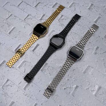 Личные вещи - Бакай-Ата: Часы Casio  Яркая и четкая индикация  Быстрый сенсорный отклик дисплея