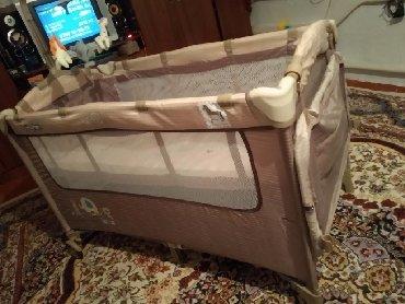 кровать трансформер детская купить в Кыргызстан: Манеж-кровать 5 в 1: Уникальный развивающий манеж-кровать растет с