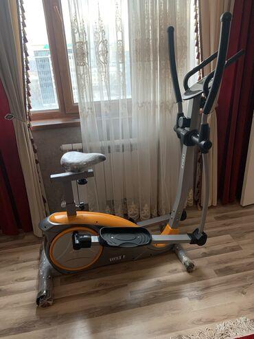 Продаю новый велотренажер 2 в 1 со всеми документами покупали за 40.00
