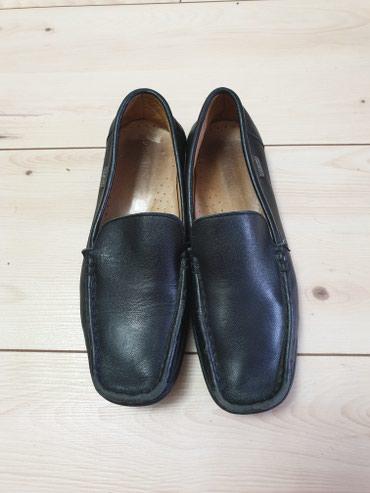 Туфли фирменные кожаные подростковые, 38 размер в Бишкек